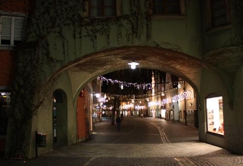 Arch to Weiden