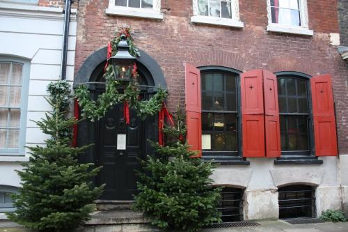 18 Folgate StreetDennis Severs' House