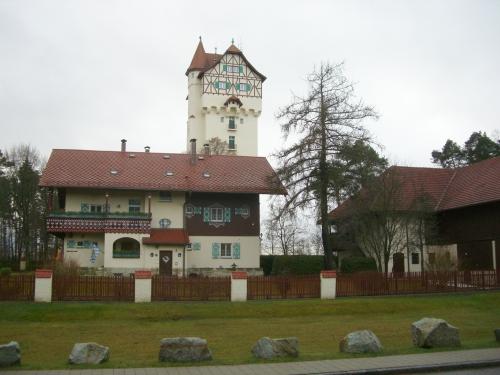 Forsthaus circa 1909