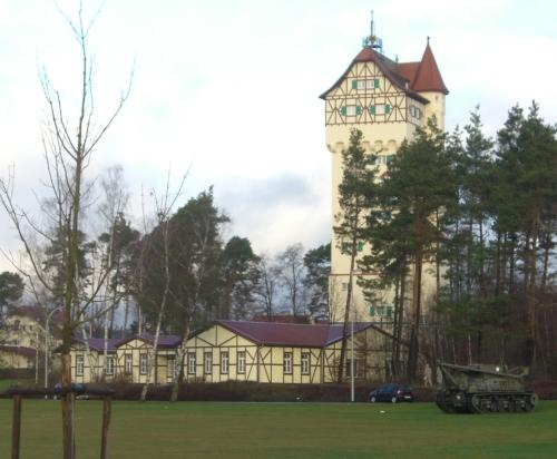 Water Tower, Grafenwoehr