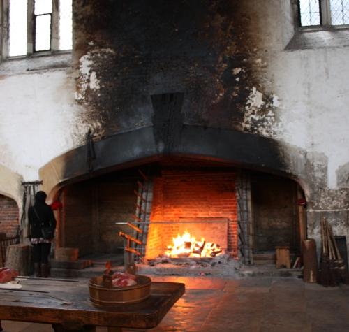 Hampton Court Fireplace