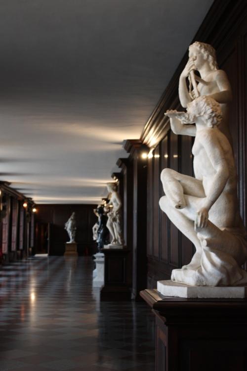 Hampton Court Hallway