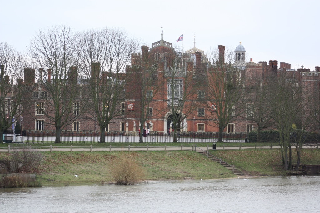 Hampton Court, UK
