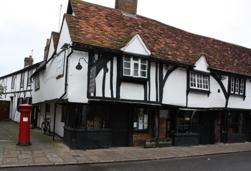15th Century home in Eton