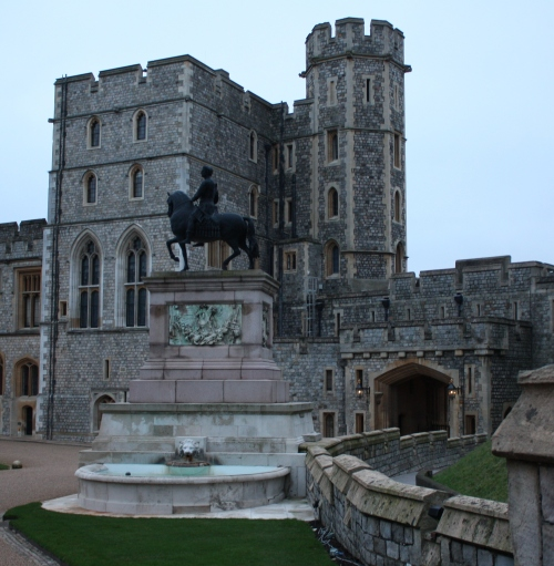 Windsor Castle V