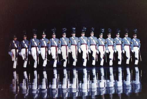 "Sword Drill ""Singular Sensation"""