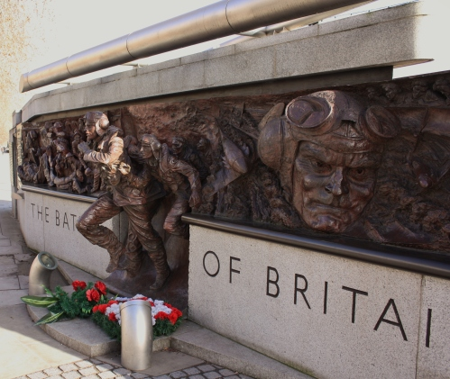 Battle of Britain Monument ~ near Westminster