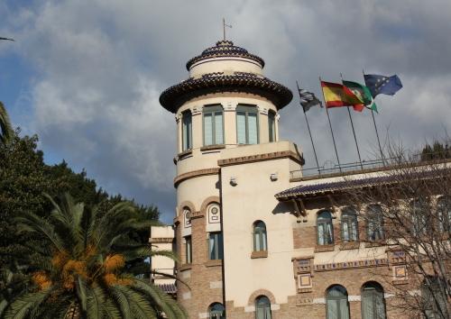 Official Building in Málaga