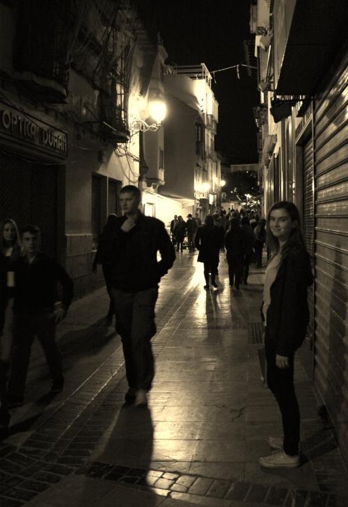 Logan in Malaga