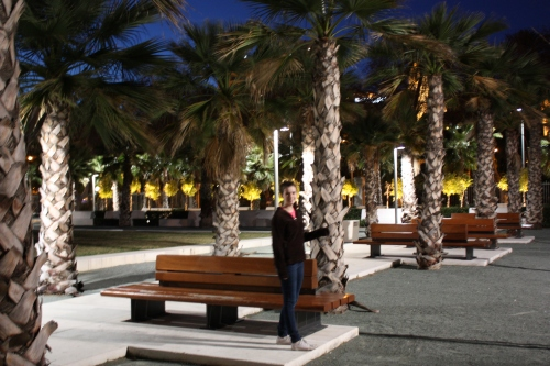 Park at the Pier, Malaga