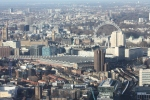 View from the Shard ~ London Eye