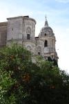 Palace in Malaga