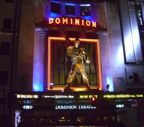 The Dominion Theater