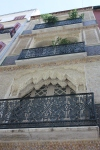 Window in Malaga