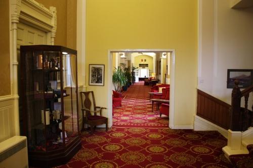Atholl Palace Hotel Hallway