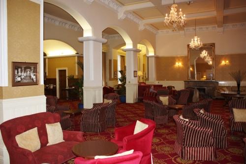 Atholl Palace Hotel Lobby