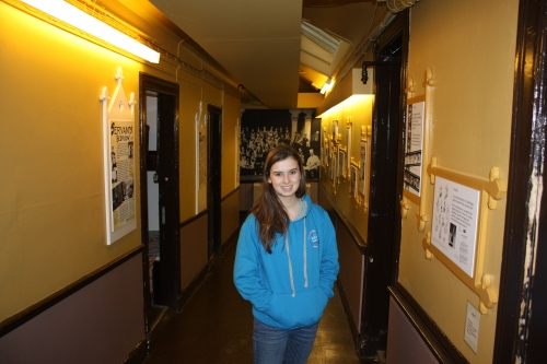In the Basement Museum