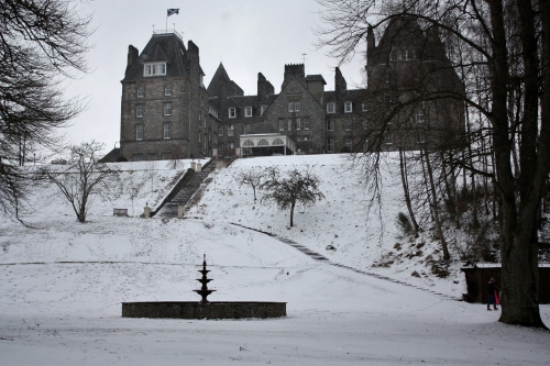 Scotland: Pitlochry