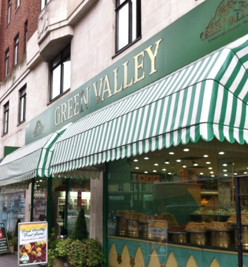 Green Valley Market on Upper Berkeley and Edgware Road