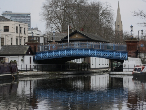 Little Venice ~ Blue Bridge
