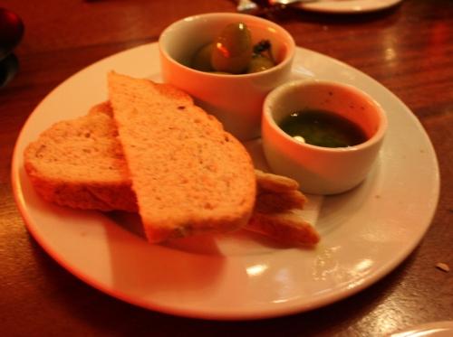 Olive Starter ~ very yummy