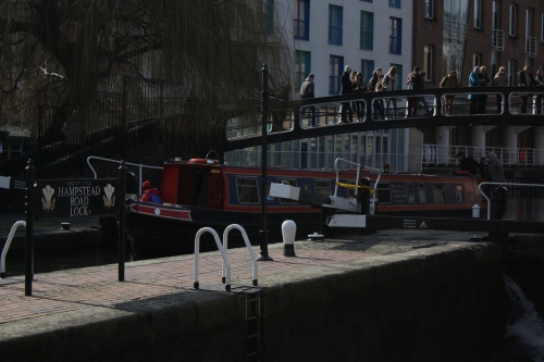 Lock Broken ~ Boat Backing Up