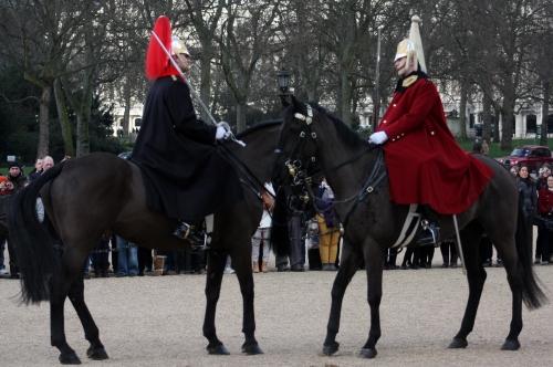 Horse Guard Exchange