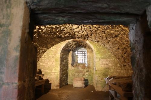 Urquhart Castle Cellar