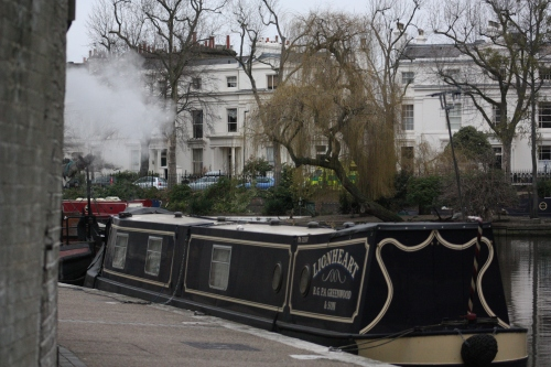 Lionhardt Canal Boat