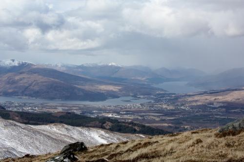 Squrr Finnisg-aig View Point 663m (2,175 ft)