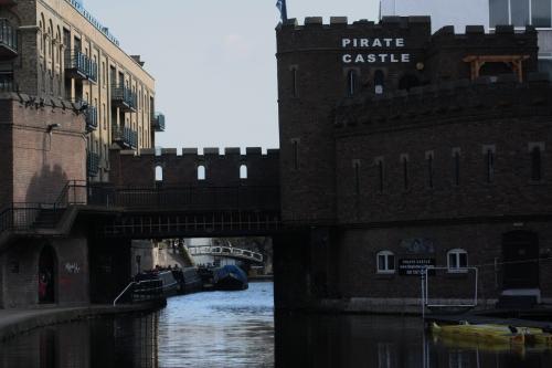 Pirate Castle near Camden Market