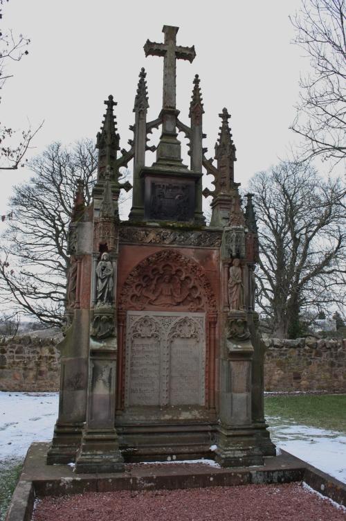 Rosslyn Chapel Grave Site