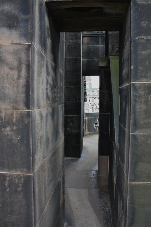 Scott Monument Landing
