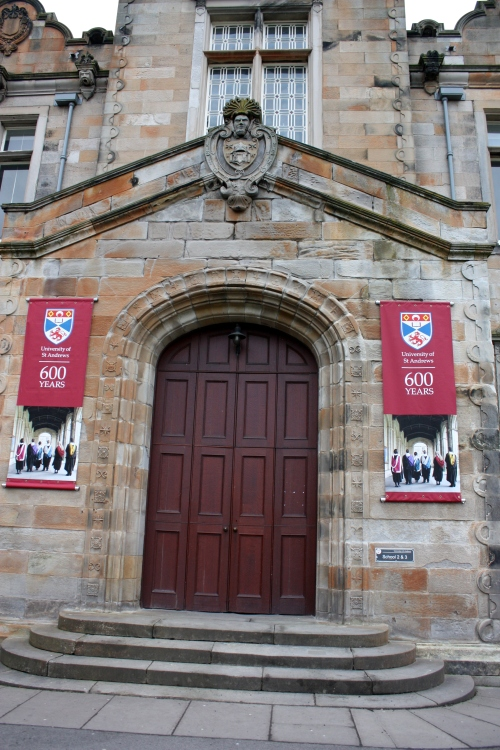 University of St Andrews ~ 600 year anniversary