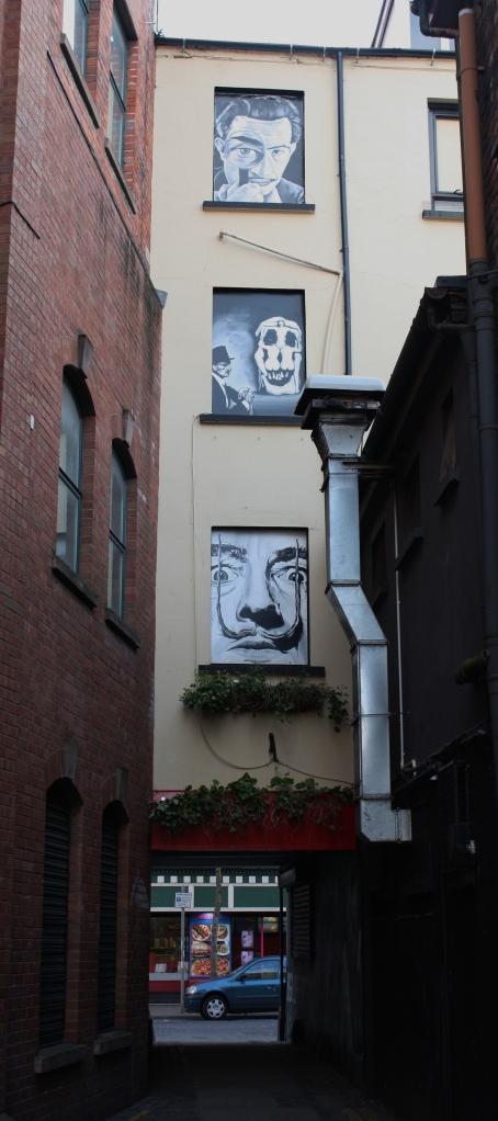 Belfast Alleyway