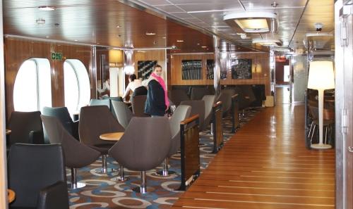 Ferry Boat to Belfast: Stena Line