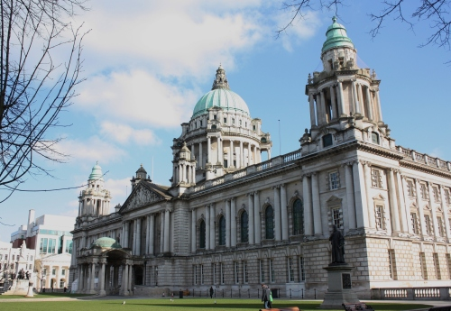 City Hall, Belfast