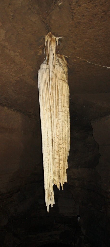 Great Stalactite in Doolin Cave, Ireland
