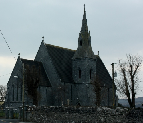 Church in Doolin, County Clare