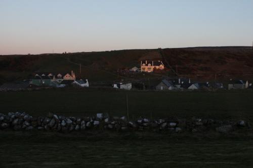Before sunrise in Doolin, Ireland.
