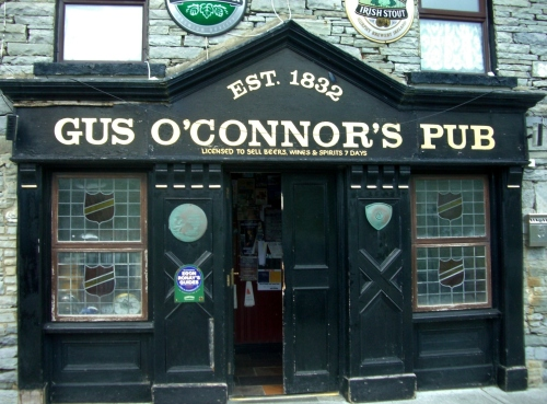 O'Connors Pub in Doolin, County Clare