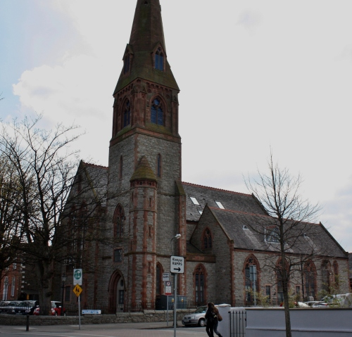 Protestant Church Converted to Apartments