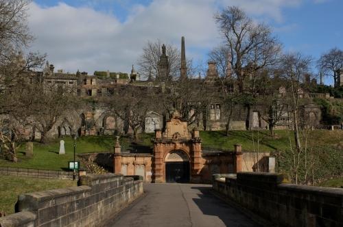 Glasgow Cathedral Necropolis