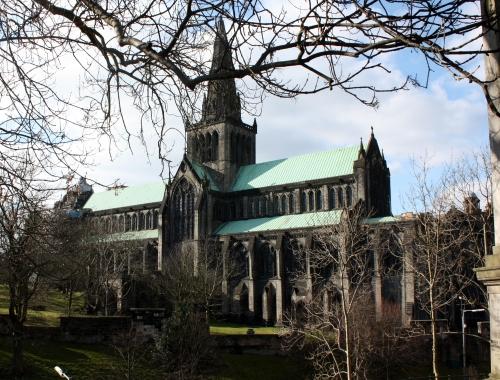 Glasgow Cathdral, St Mungos