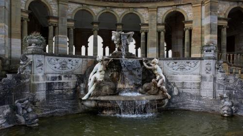 Hever Castle Fountain