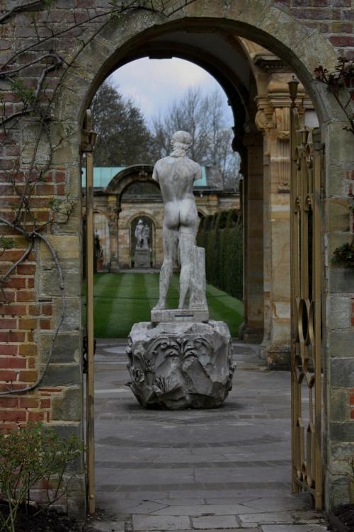 Hever Castle Statue