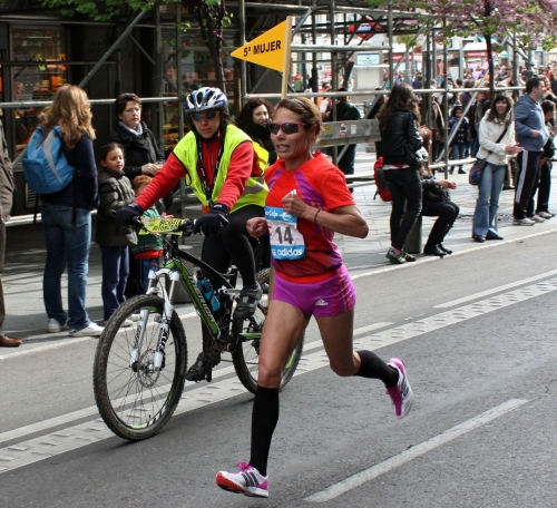 Elite Runner, Madrid Marathon