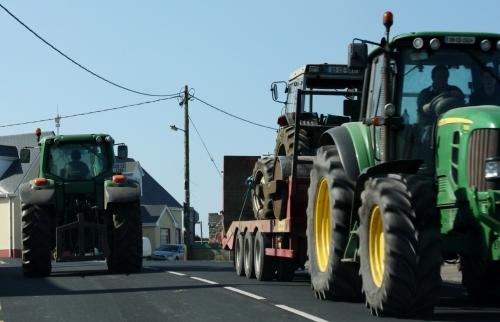 Tractor Jam