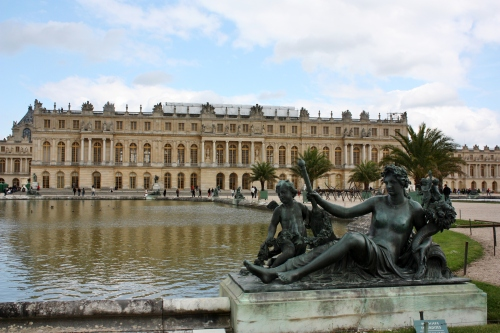 Gardens at the Palace of Versailles