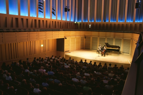 Hall One at Kings Place (Photo Courtesy of Kings Place)